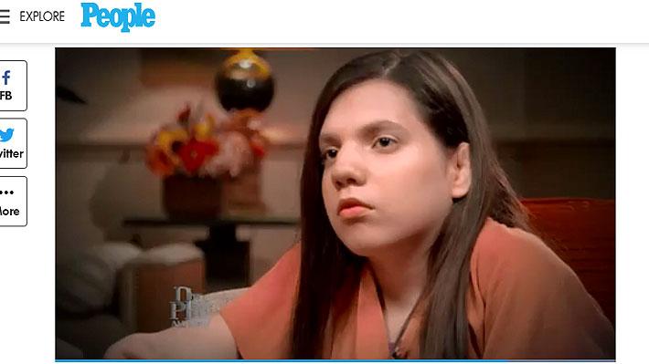 Joven con enanismo que habría sido abandonada por pareja que la adoptó hablará por primera vez en la TV estadounidense