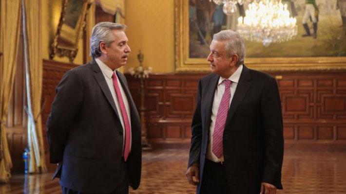 Alberto Fernández dice que impulsará con AMLO políticas progresistas en América Latina