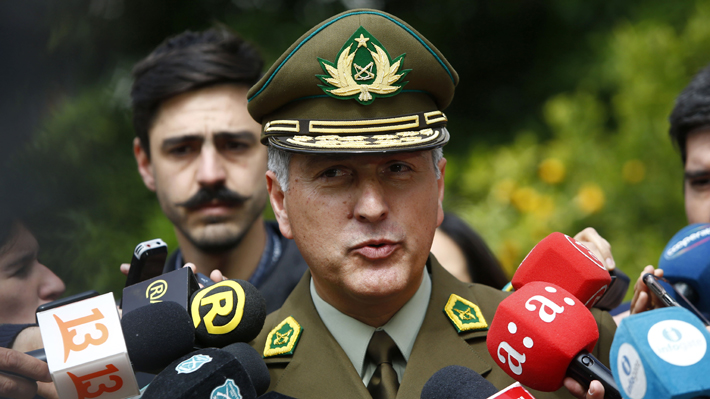 """General de Carabineros y atropello de joven por radiopatrulla: """"Somos los más interesados en esclarecerlo"""""""