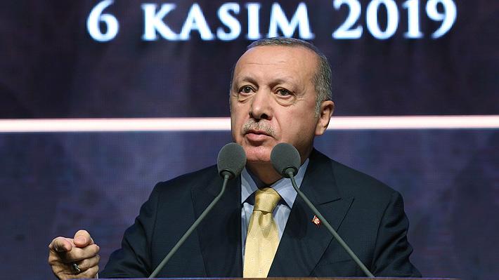 Turquía anuncia la captura en Siria de la esposa del fallecido líder del Estado Islámico