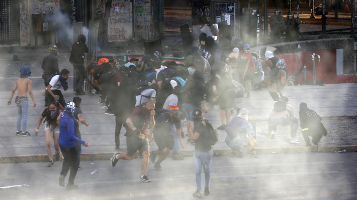 Balance tras nueva jornada de protestas: Cifras evidencian un aumento en el número de civiles heridos y de detenidos