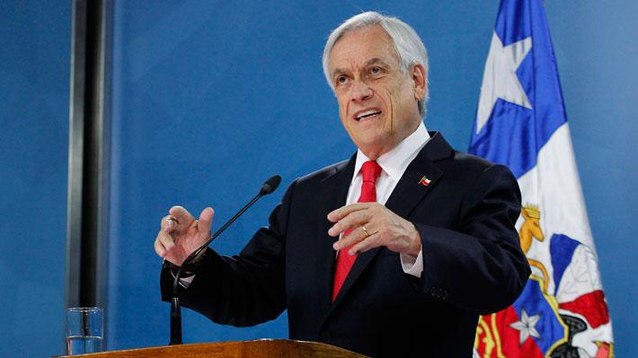 Tribunal admite a trámite querella contra el Presidente Piñera y remite antecedentes a fiscalía