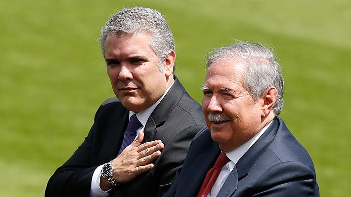 La muerte de ocho menores en un bombardeo que conmocionó a Colombia y causó la salida de su ministro de Defensa