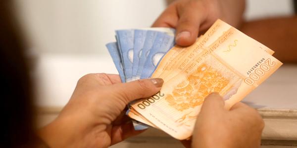 Ingreso mínimo garantizado: ¿A cuánto llegaría el sueldo líquido de los trabajadores beneficiados?
