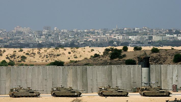 Los nuevos muros que dividen al planeta 30 años después de que cayera el de Berlín