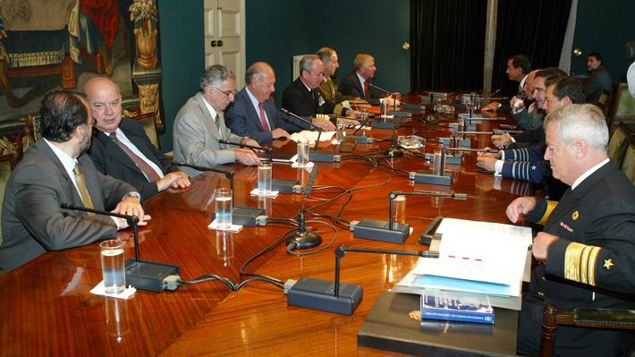 Sesionó por última vez en 2014: Cuál es la función del Consejo Nacional de Seguridad y quiénes lo componen