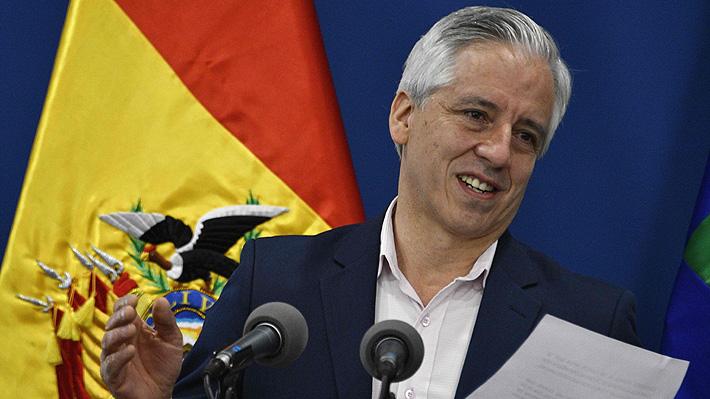 Gobierno de Bolivia asegura que dará respuesta a carta de la oposición que pide la renuncia de Morales