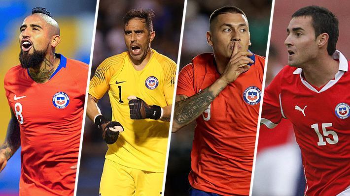 """De nuevo con Vidal-Bravo, sin jugadores del fútbol local y un par de novedades: La """"Roja"""" ya tiene nómina para enfrentar a Perú"""