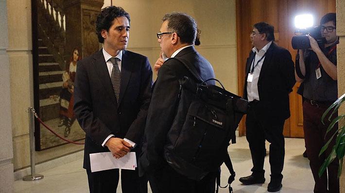 Comisión de Hacienda y Gobierno llegan a principio de acuerdo por reforma tributaria: Se recaudarían US$ 2 mil millones