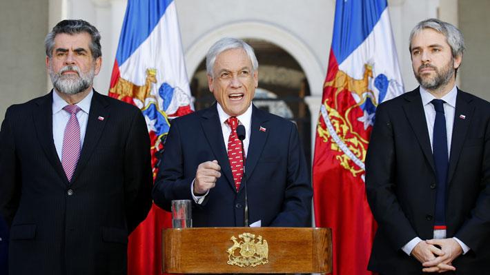 Impulso a la agenda de seguridad: La apuesta del Gobierno en medio de la crisis social