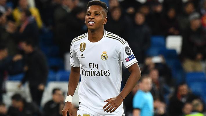 Rodrygo, la joya de 18 años del Real Madrid que ya rompió un récord con un triplete en la Champions