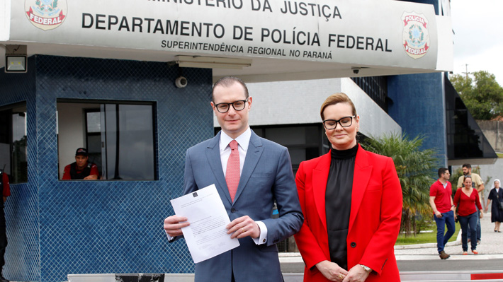 Abogados de Lula presentan solicitud de liberación tras fallo del Tribunal Supremo de Brasil
