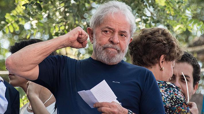 Juez brasileño ordena la liberación de Lula da Silva tras fallo del Tribunal Supremo