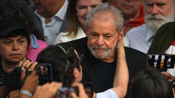 """Lula da Silva asegura que no """"hablará mal"""" de Bolsonaro y apunta a su intención de """"construir un país mejor"""""""