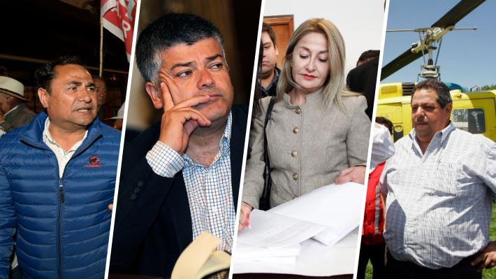 """Alcaldes que adhieren a la consulta ciudadana del 7 de diciembre: """"Se tratará de un proceso histórico"""""""