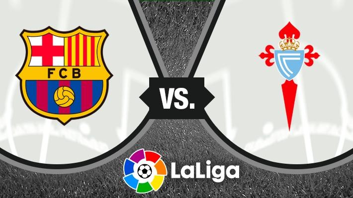 Revive el abultado triunfo del Barcelona ante el Celta de Vigo por la Liga