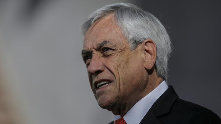 Piñera cita a su casa esta tarde a dirigentes de Chile Vamos para abordar eventuales cambios a la Constitución