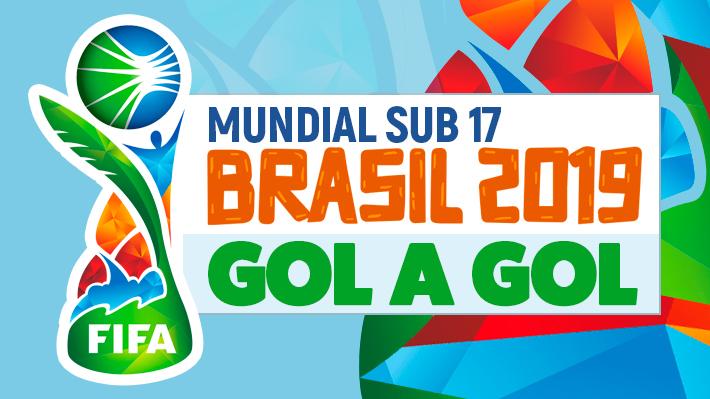 Resultados de los cuartos de final del Mundial Sub 17