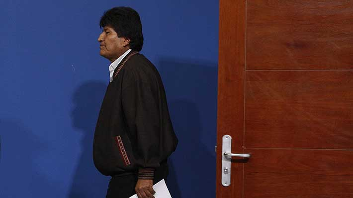 Policía Boliviana niega que haya una orden para detener a Evo Morales