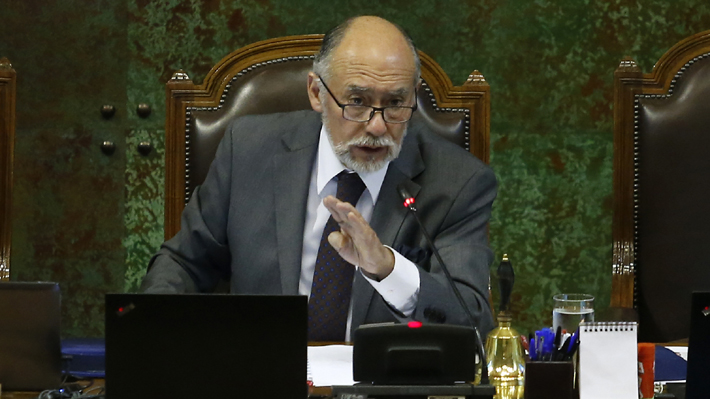 """Presidente de la Cámara valora disposición del Gobierno para discutir sobre una nueva Constitución: """"Es un tremendo paso"""""""