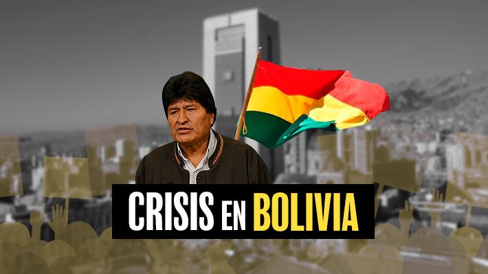 Cronología: Los hechos que detonaron los conflictos en Bolivia y la renuncia de Evo Morales a la presidencia