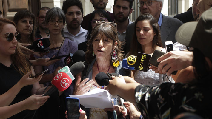 Diputados de oposición presentarán proyecto para prohibir uso de escopetas antidisturbios
