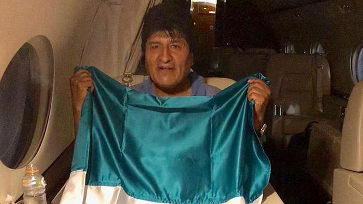 "México confirma que Evo Morales abordó avión enviado a Bolivia: ""Su vida e integridad están a salvo"""