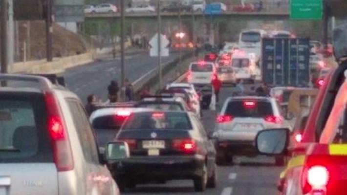 Revisa las vías que presentan cortes de tránsito en día de paro nacional