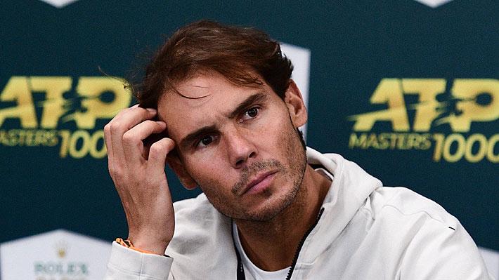 """""""¿Es una broma?"""": Nadal se enfadó en conferencia de prensa tras una curiosa pregunta"""