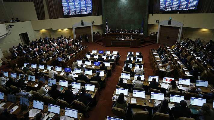 Suspenden las sesiones de hoy en la Cámara de Diputados y el Senado