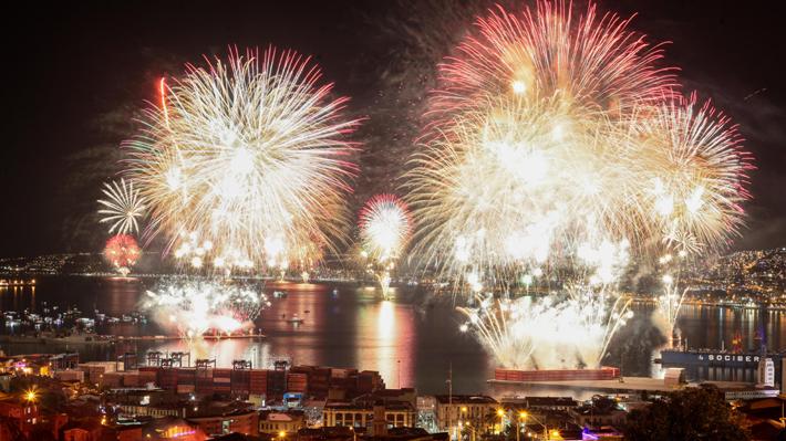 """Municipio de Valparaíso y show de Año Nuevo: """"No se ha analizado su suspensión"""""""