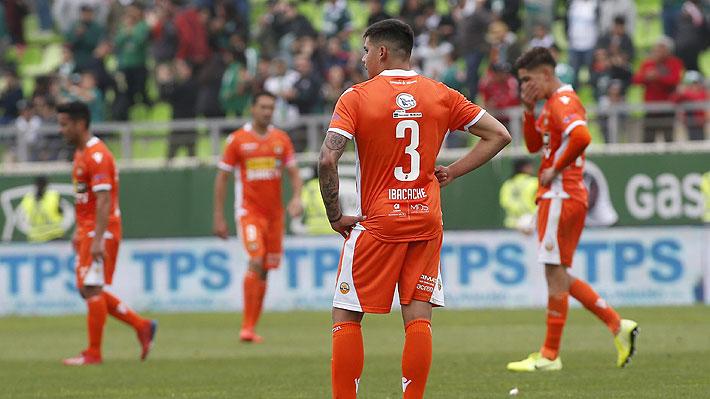 Papelón: Suspenden el Magallanes-Cobreloa a menos de una hora del inicio del duelo y con los equipos adentro del estadio