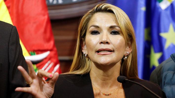 Jeanine Áñez, la senadora que llegó de imprevisto a la política y que ahora es la nueva Presidenta interina de Bolivia