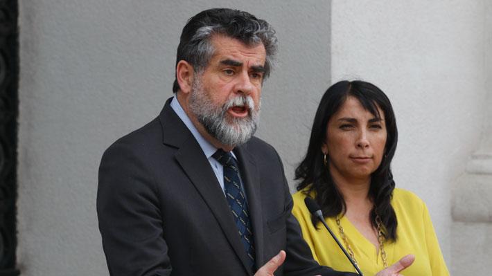 """Ubilla dice que Piñera dio """"una señal clara"""" al hablar de nueva Constitución y lo que debiera evitar """"cuadros de violencia"""""""