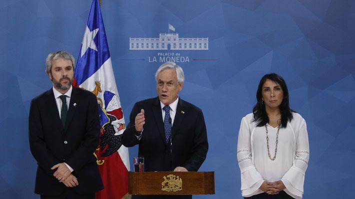 La cronología de las tensas horas que derivaron en el anuncio del Presidente de avanzar en tres acuerdos nacionales