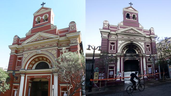 Incendio de la Iglesia de la Veracruz: La historia del templo que custodiaba una astilla de la cruz de Jesús