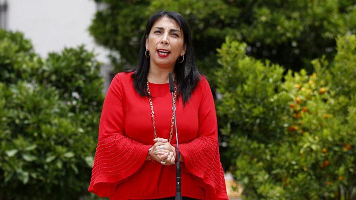 Rubilar destaca respuesta de dirigentes de oposición ante llamado de Piñera a alcanzar acuerdos nacionales
