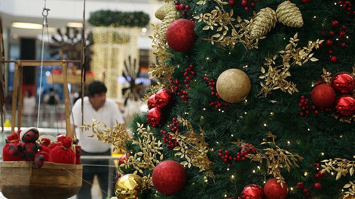 """""""Una Navidad austera"""": Comercio proyecta bajas ventas en medio de incertidumbre social y económica"""