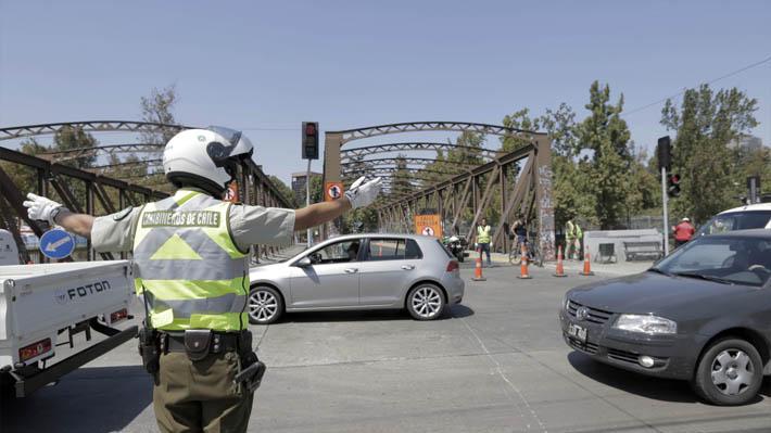 Más de 100 semáforos están sin funcionar en la RM: Revisa las esquinas donde se ubican