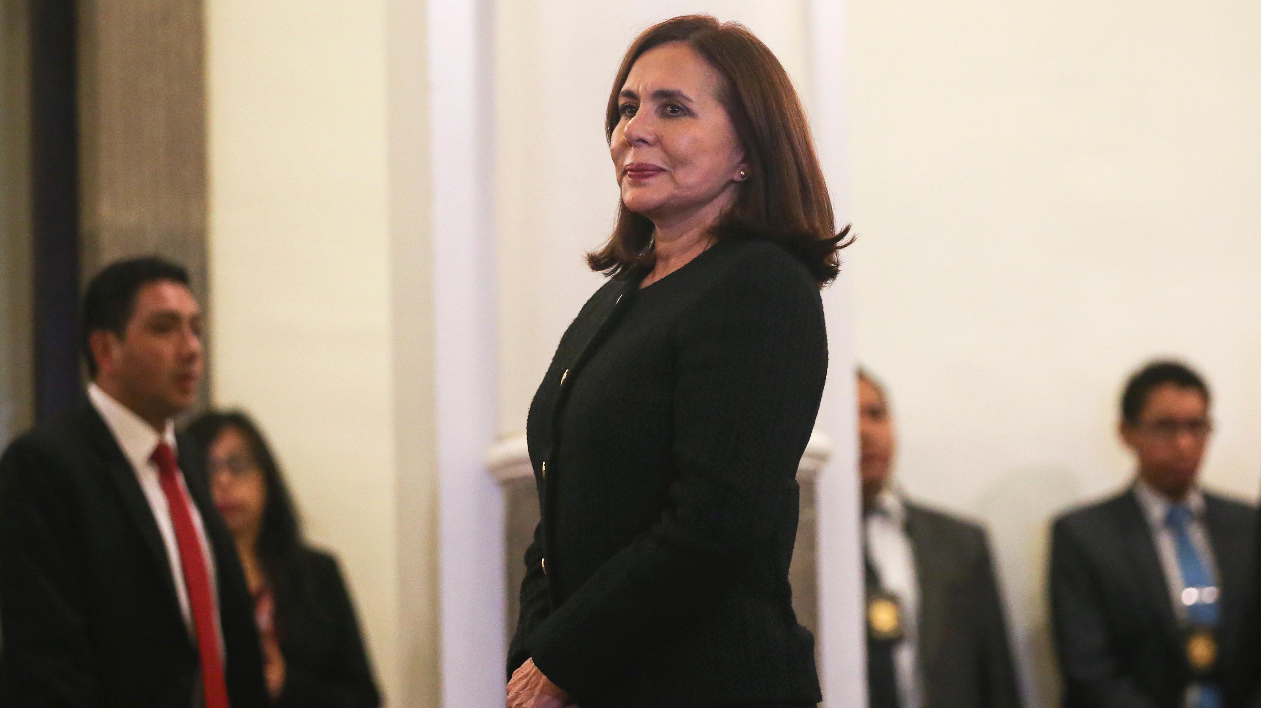 Karen Longaric, la nueva canciller de Bolivia que cuestionó la estrategia de Morales en la demanda marítima