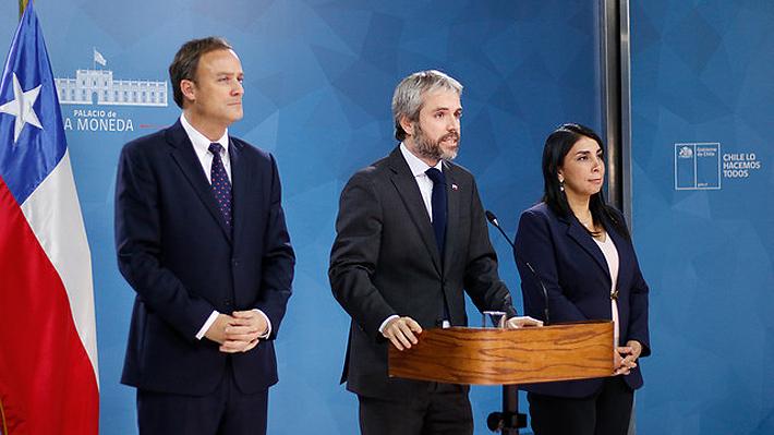 """Gobierno valora acuerdo para nueva Carta Magna: """"Tenemos una oportunidad única e histórica"""""""