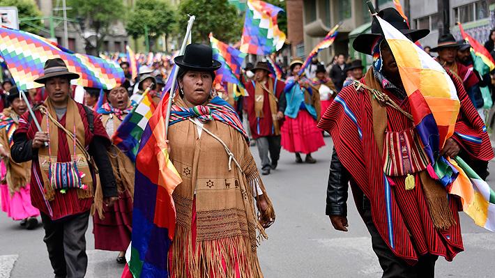 El Alto, uno de los últimos bastiones de Evo Morales que no le teme a la guerra civil