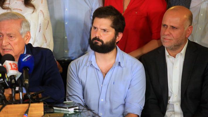 Solo representa a Boric: Convergencia Social se divide por firma del diputado en acuerdo por nueva Constitución