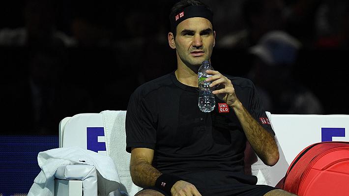Tras su eliminación en Londres, Federer prepara su gira de exhibiciones por Latinoamérica: Cuándo será en Chile y la hora