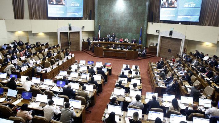"""Gobierno considera """"inconstitucional"""" la aprobación de indicación por parte de diputados para aumentar en 50% pensión básica"""