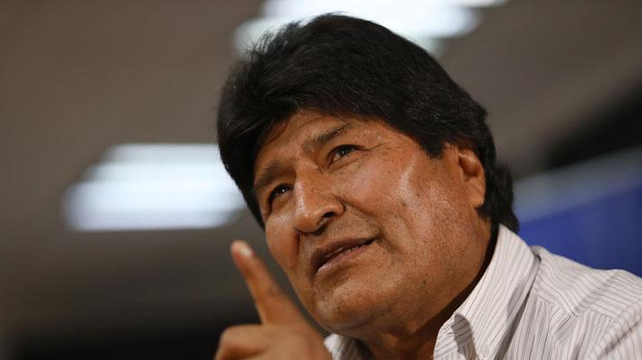 """Una semana después de su renuncia, Evo Morales dice tener """"mucho miedo"""" a una guerra civil en Bolivia"""