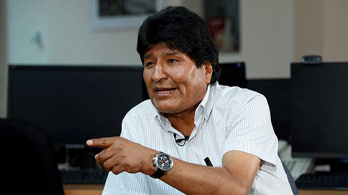 Bolivia: Diputado opositor presenta una denuncia por terrorismo contra Evo Morales