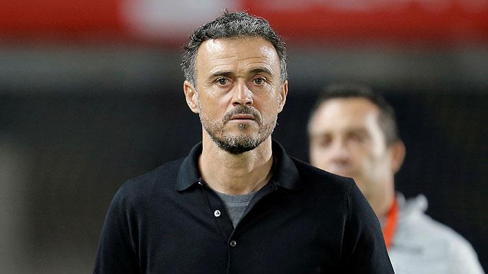 Luis Enrique vuelve a tomar el mando de la selección de España a tres meses de la muerte de su hija