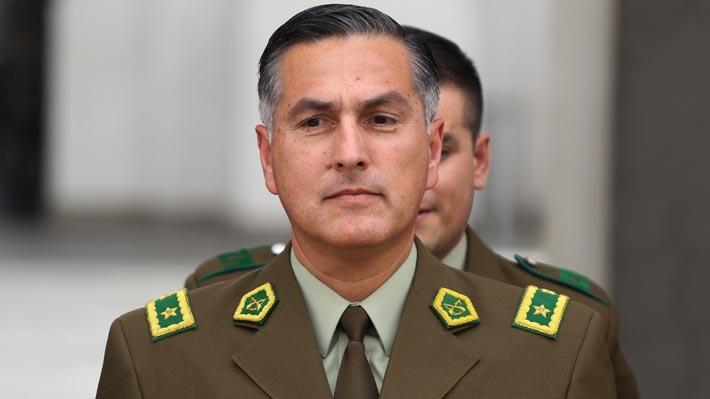 General director de Carabineros ordena suspender uso de balines y perdigones como herramienta antidisturbios