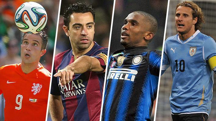 Campeones del mundo y un histórico sudamericano: Las estrellas del fútbol que se han retirado durante este 2019